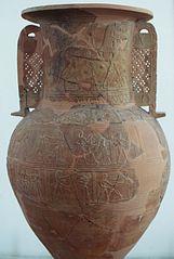Mykonos vase