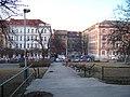 Náměstí Barikád, Černínova.jpg
