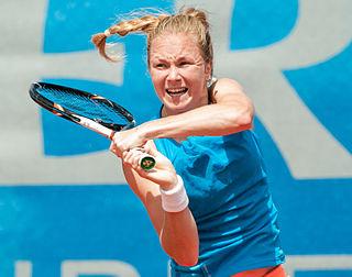 Julia Glushko Israeli tennis player