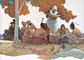 N.C. Wyeth - Thanksgiving with Indians (detail).jpg