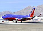 N229WN Southwest Airlines 2006 Boeing 737-7H4 C-N 32498 (5595384275).jpg
