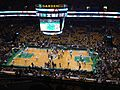 NBA - February 2014 - Celtics vs Spurs - TD Garden - 8.JPG