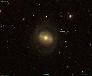 NGC 108 as seen by SDSS