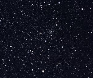 NGC 7790 (bottom left) NGC 7788 (center)