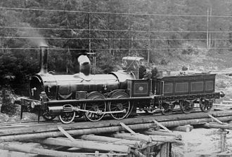 History of rail transport in Norway - Image: NHJ A 1