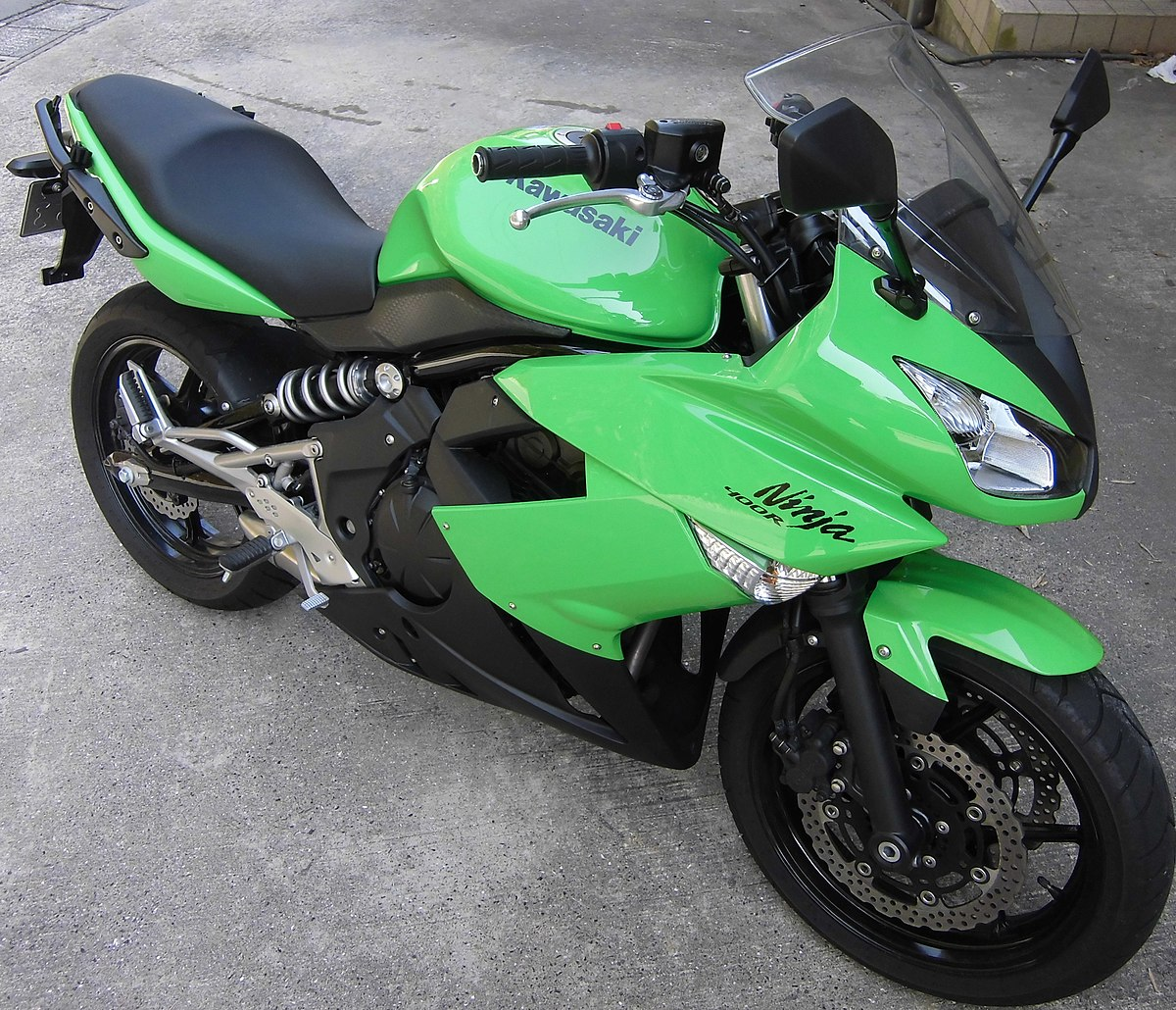 kawasaki ninja 400r wikipedia. Black Bedroom Furniture Sets. Home Design Ideas