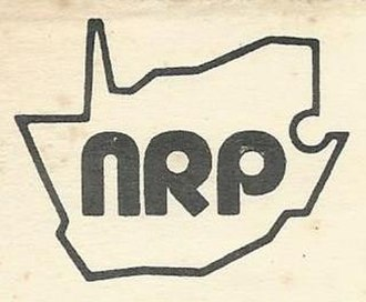 New Republic Party (South Africa) - Image: NRP party logo