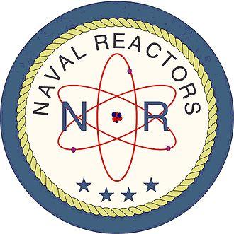 Naval Reactors - Naval Reactors logo
