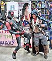 NTF 2014 - Deadpool and Assassin's Creed (15614416878).jpg