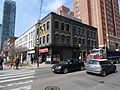 NW corner of Jarvis and Adelaide, 2015 04 07.jpg