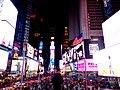 NYC - Midtown Manhattan – Times Square – Broadway by night - panoramio (1).jpg