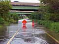 NY 416 flooded by Wallkill River at I-84 following Hurricane Irene.jpg
