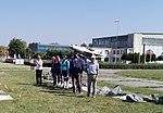Na linii sprawdzenia przed skokiem, Gliwice 2017.08.15 (01).jpg
