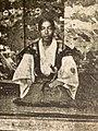 Nagamochi Kohjiro Yoshiaki in Nagasaki around 1862.jpg