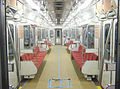 Nagoya Subway N1000 interior Fujigaoka 20071111.JPG
