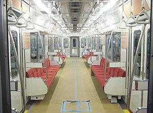 Nagoya Municipal Subway N1000 series