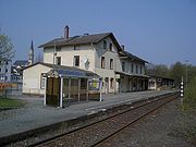 Naila-Bahnhof