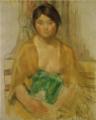 NakamuraTsune-1914-A Girl-3.png