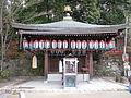 Nakayamadera kosazuke jizoson.jpg