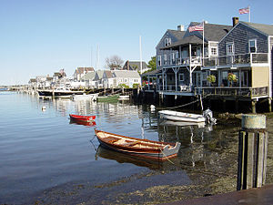 Nantucket, Massachusetts - Nantucket