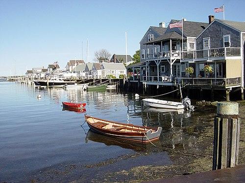 Nantucket mailbbox