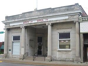 WROY - WROY offices in Carmi