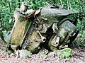 National Historic landmark Island of Peleliu WWII US Sherman Tank.jpg