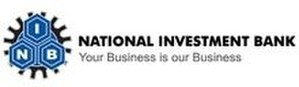 National Investment Bank - Image: National Investment Bank logo