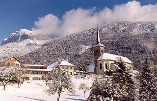 Nâves-Parmelan Commune in Auvergne-Rhône-Alpes, France
