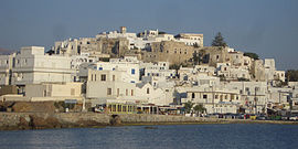 The City of Naxos.