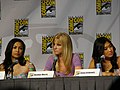 Naya Rivera, Heather Morris & Jenna Ushkowitz (4852984706).jpg