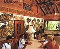 Negril Cabins. Mosaic fretwork mural.jpg