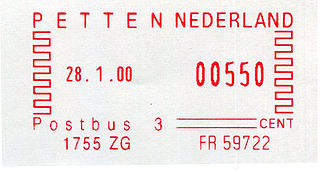 Netherlands stamp type CB5.jpg
