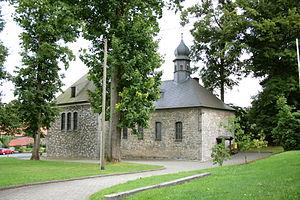 Küntrop - St. George's church