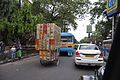 New Empty Mustard Oil Containers Movement - Sri Aurobindo Sarani - Kolkata 2017-03-10 0583.JPG