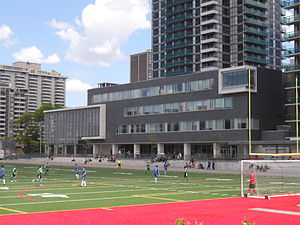 North Toronto Collegiate Institute - Image: New North Toronto Collegiate Institute