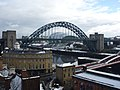 Newcastle Townscape The New Tyne Bridge (geograph 3345636).jpg