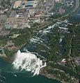 Niagara Falls from air 2009.jpg