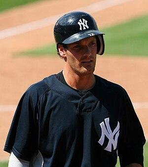 Nick Green (baseball) - Green with the New York Yankees.