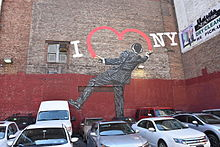 I love new york wikipedia nick walkers love vandal at 17th street and 6th avenue in manhattan altavistaventures Choice Image