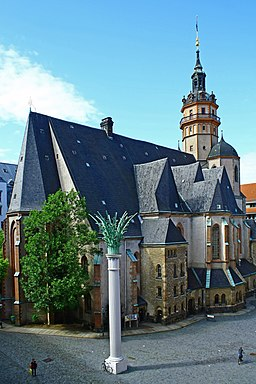 Nicolaikirche Leipzig