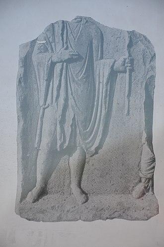 Nida (Roman town) - Image: Nida, capital of the Civitas Taunensium, Germania Superior (9427755229)