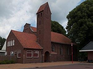 Nieuwe Pekela - Image: Nieuwe Pekela, de Gereformeerde Kerk foto 2 2014 07 12 14.27