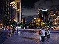 Night in downtown Xitun.jpg