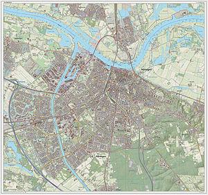 Nijmegen-plaats-OpenTopo