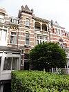 foto van Herenhuis met hekwerken