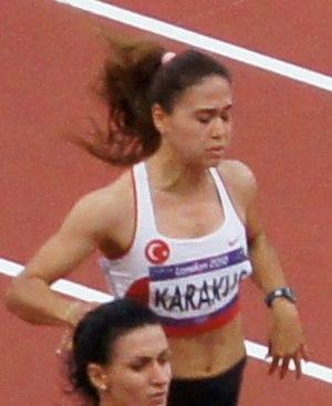 Nimet Karakuş - Nimet Karakuş at the 2012 Summer Olympics