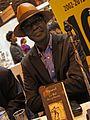 Nimrod Benda Djangrang salon du livre 2012.jpg