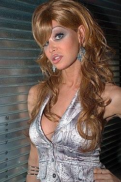 Nina Arsenault during Pride 2007.jpg
