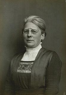 Nina Bang Danish politician (1866-1928)